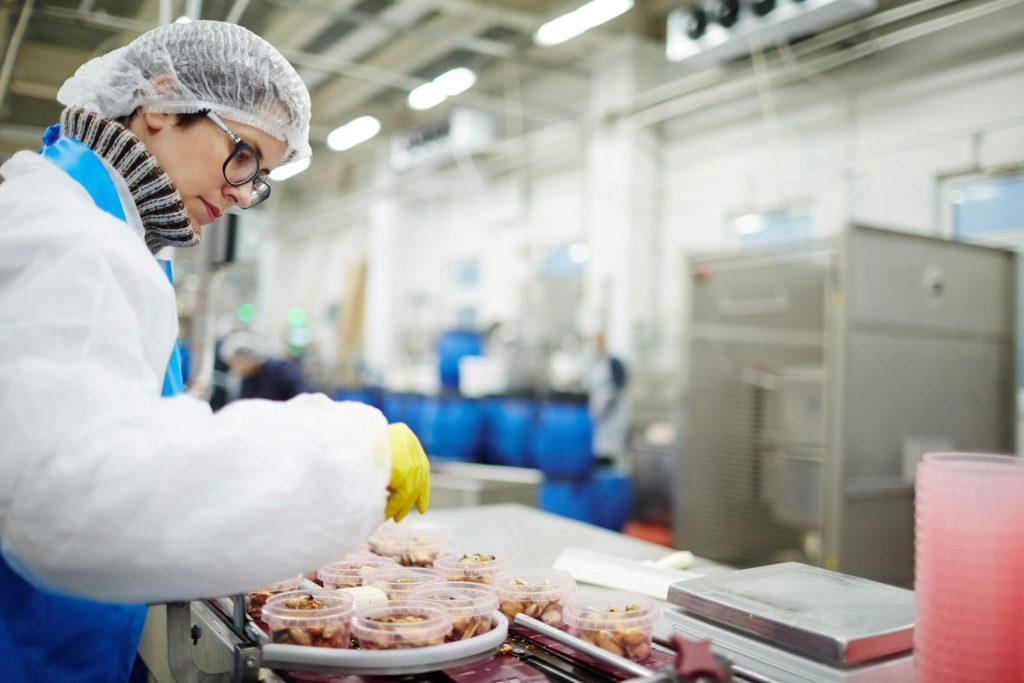 normas de higiene e segurança do trabalho na indústria alimentícia