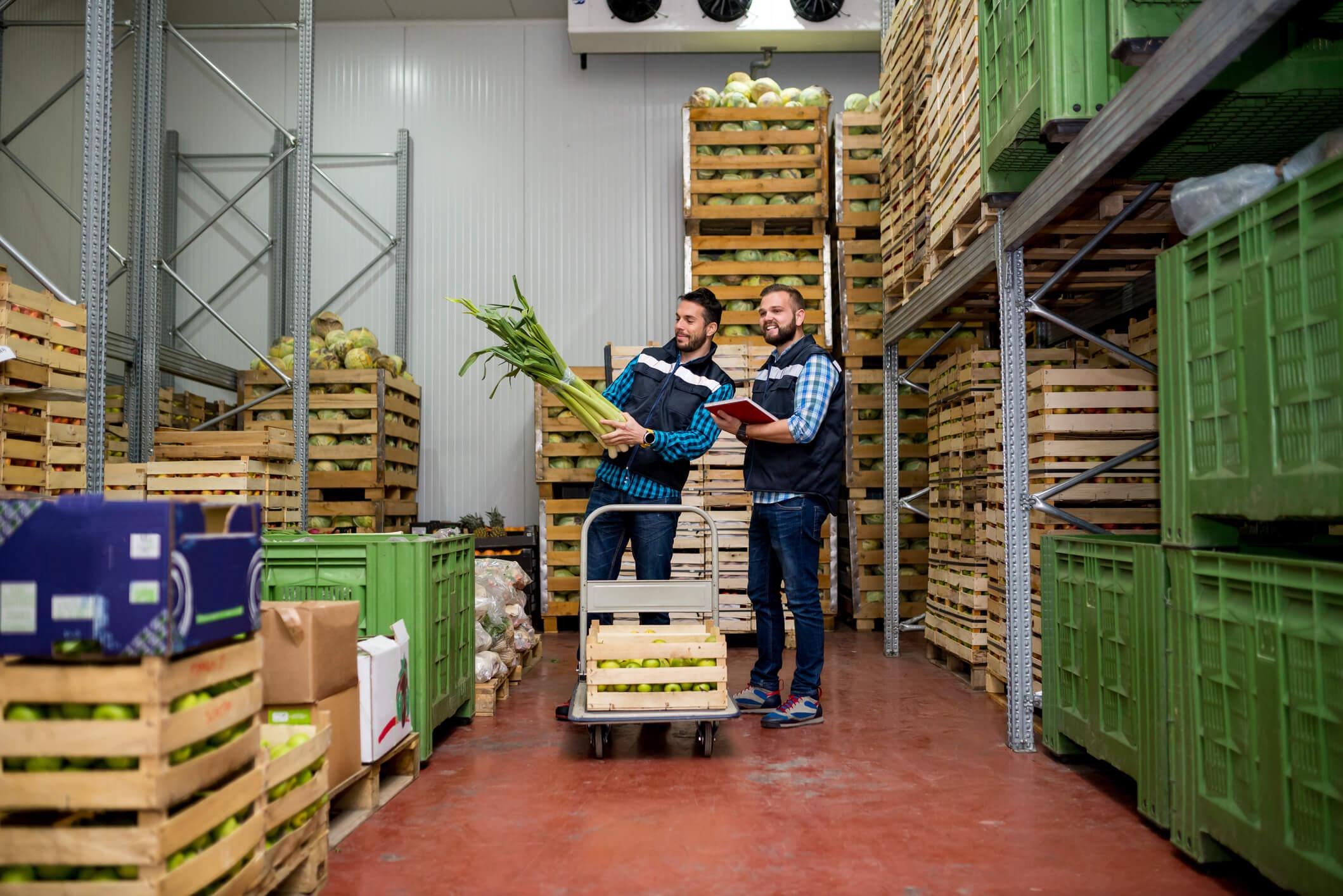 Controle de estoque: como armazenar alimentos perecíveis?