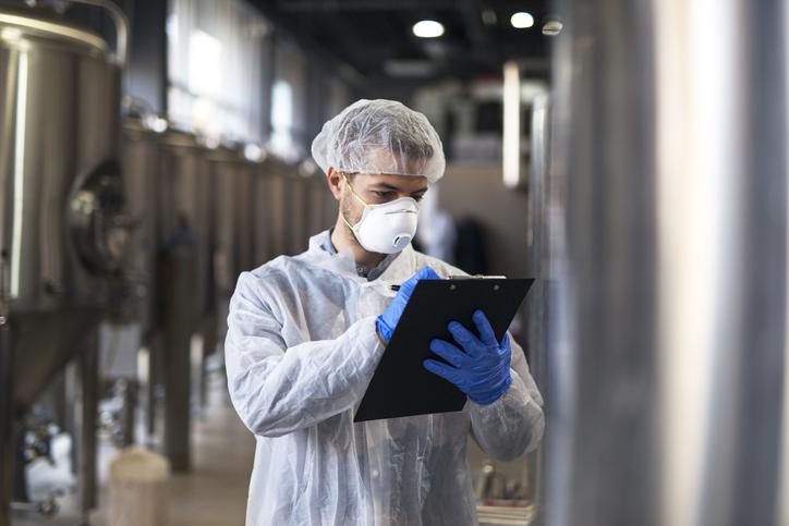 EPIs para indústria alimentícia: saiba quais são os mais importantes!