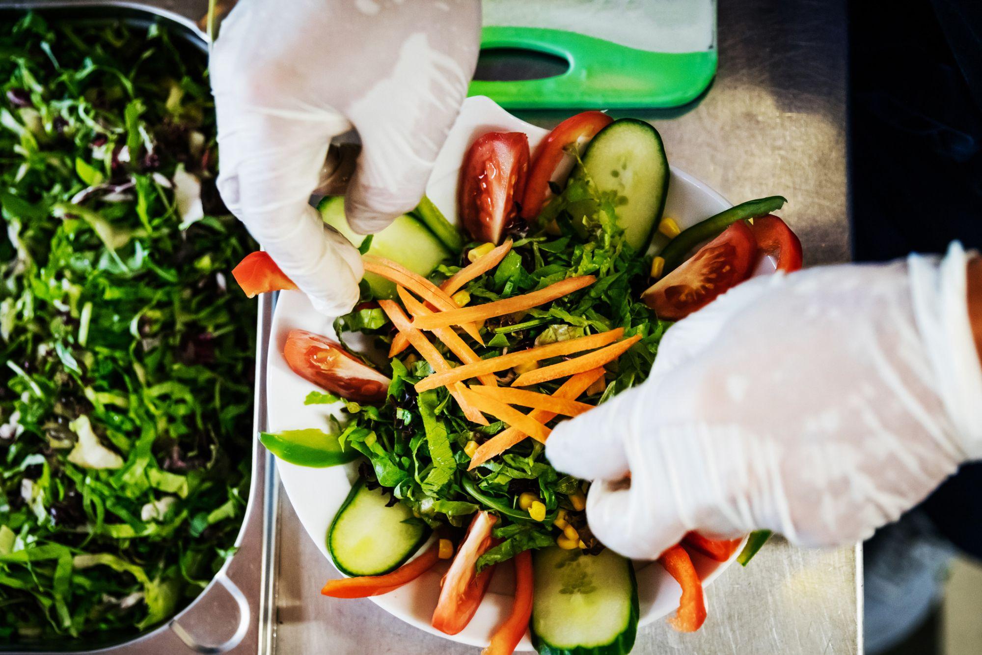 segurança alimentar e segurança do alimento