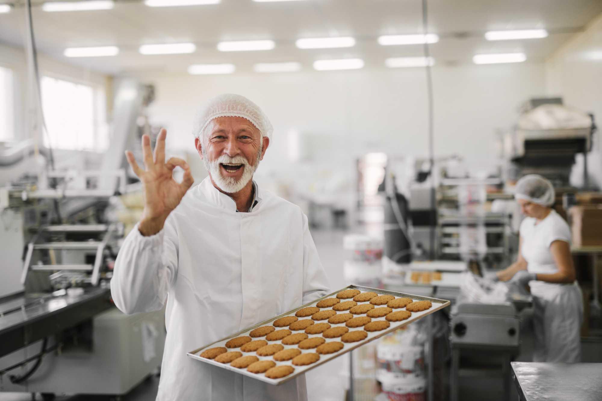 boas práticas na fabricação de alimentos